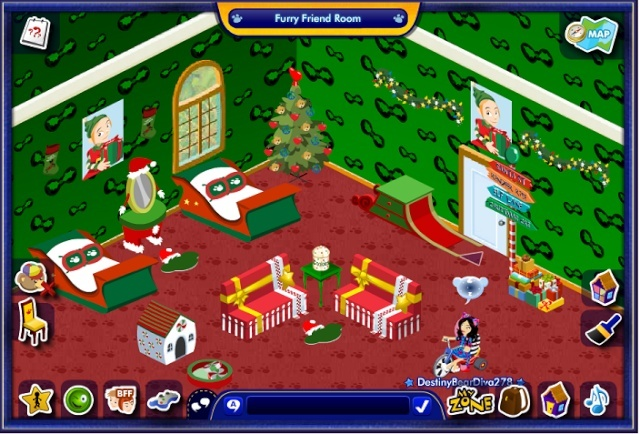 My Bear's Rooms Lola10
