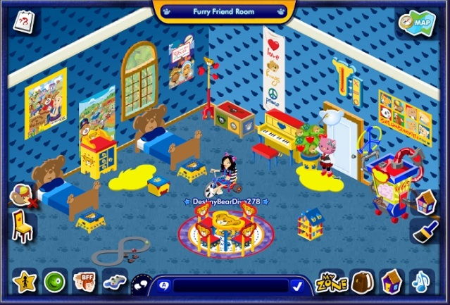 My Bear's Rooms Stawbe10