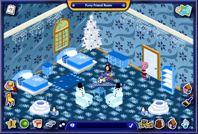 My Bear's Rooms Valent11