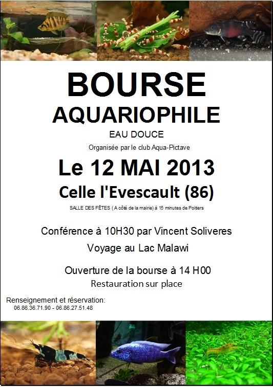 Bourse de l'Aqua-Pictave Affich10