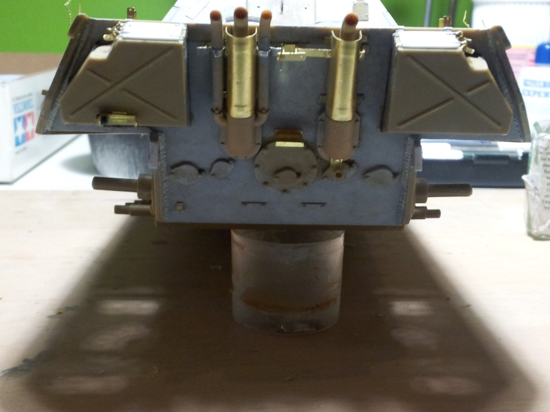 Remise au gout du jour : Jagdpanther Tamiya 35069 + photodécoupe Aber 20130312