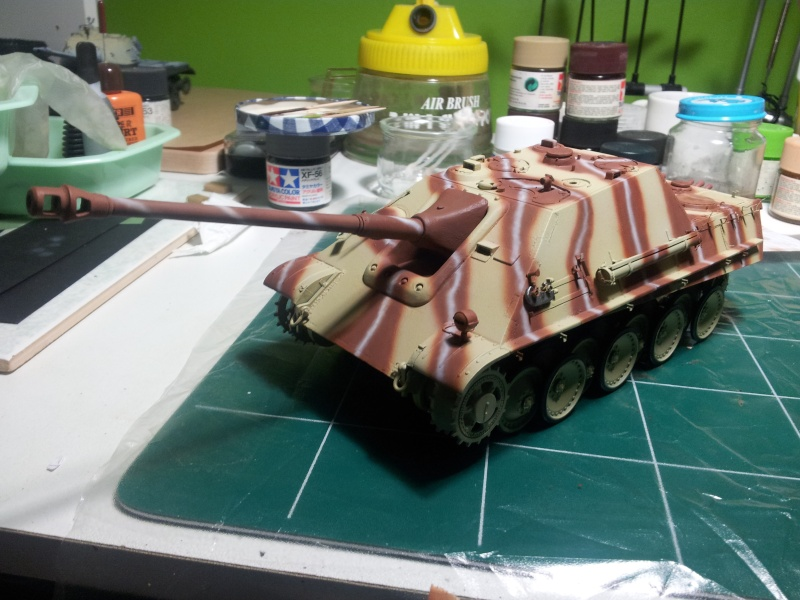 Remise au gout du jour : Jagdpanther Tamiya 35069 + photodécoupe Aber 20130318