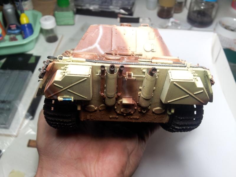 Remise au gout du jour : Jagdpanther Tamiya 35069 + photodécoupe Aber 20130412