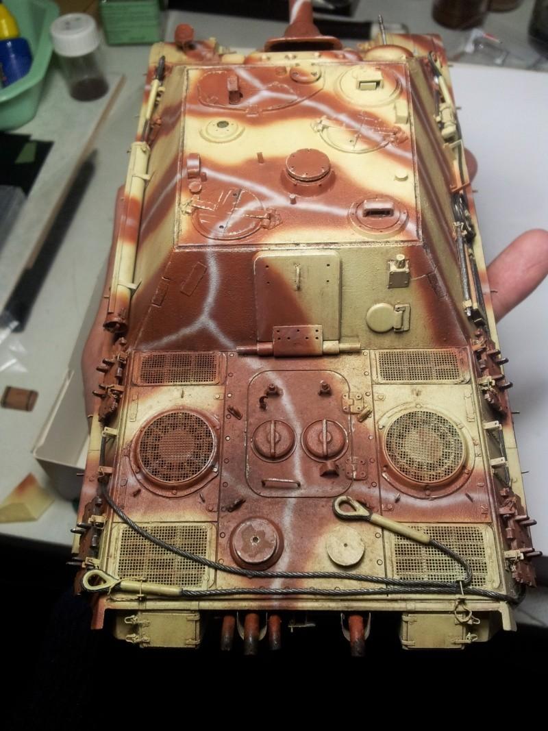 Remise au gout du jour : Jagdpanther Tamiya 35069 + photodécoupe Aber - Page 2 20130413