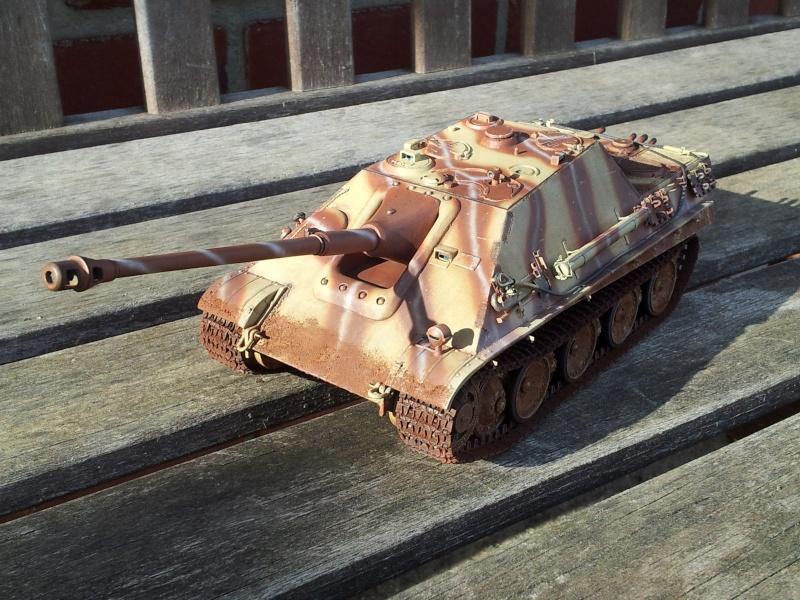 Remise au gout du jour : Jagdpanther Tamiya 35069 + photodécoupe Aber - Page 2 20130414