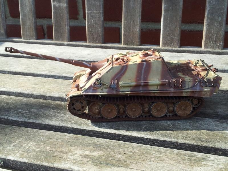 Remise au gout du jour : Jagdpanther Tamiya 35069 + photodécoupe Aber - Page 2 20130415