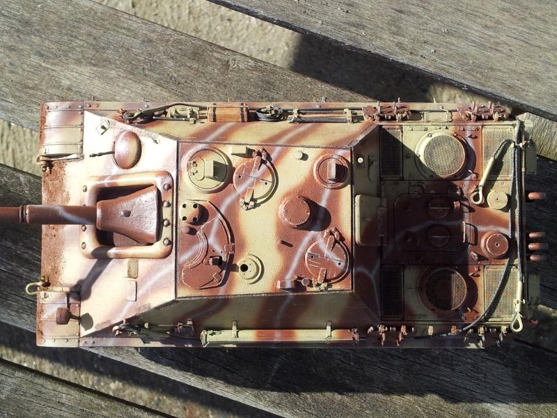 Remise au gout du jour : Jagdpanther Tamiya 35069 + photodécoupe Aber - Page 2 20130416