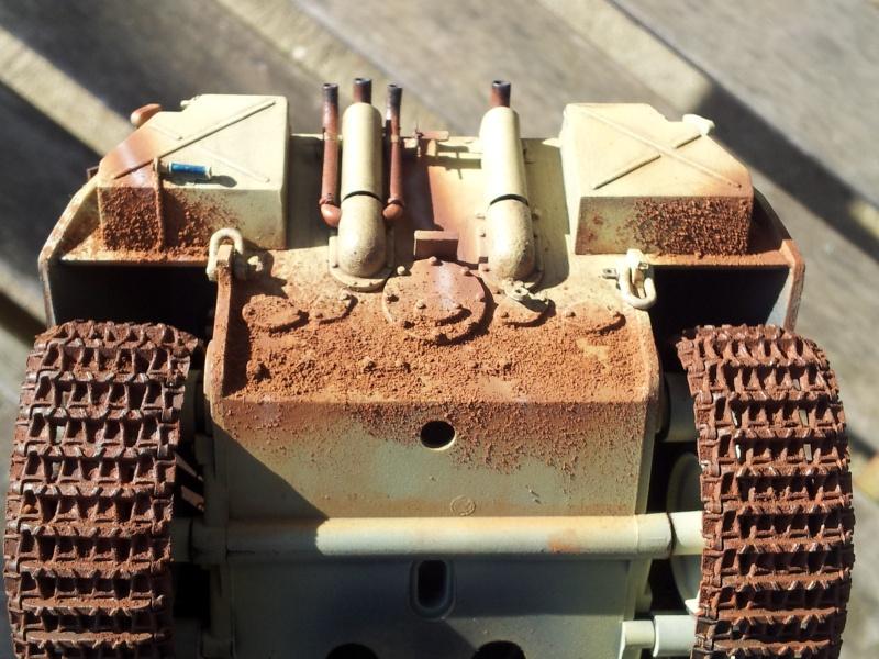 Remise au gout du jour : Jagdpanther Tamiya 35069 + photodécoupe Aber - Page 2 20130417