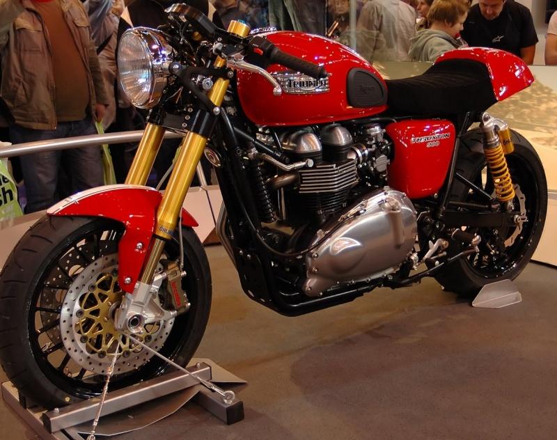 Norton Commando 961 Ohilin10