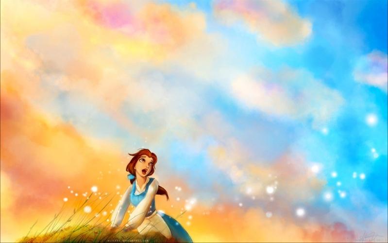 [FanArts] La Belle et la Bête ! - Page 3 Beauty13