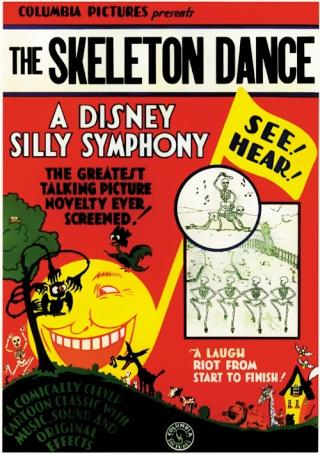 Trésors Disney : les courts métrages, créateurs & raretés des studios Disney - Page 5 Skelet10