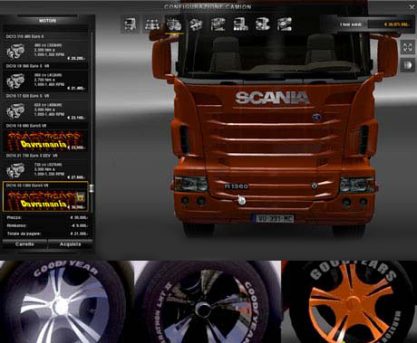 Rekkaan lisäosia (Truck Shop Addon) V7.1 13616110