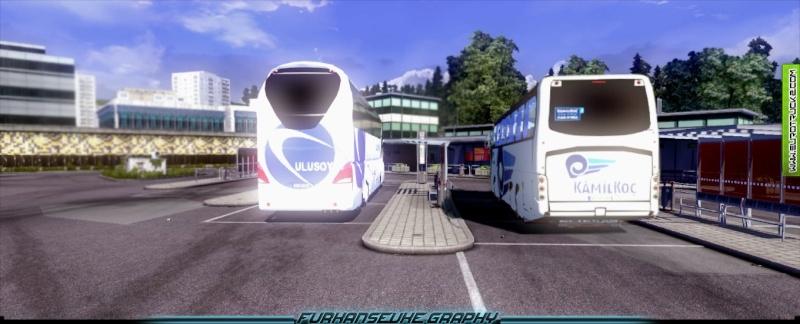 Neoplan Starliner sekä  Tourliner V3 89286810