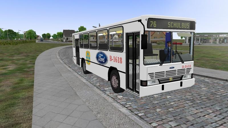 Busscar urbanus Ford Bussca10