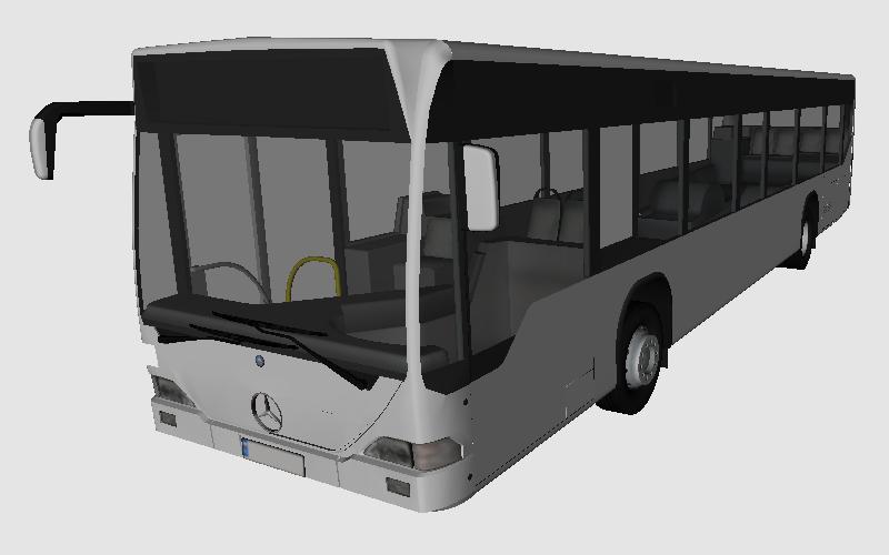 Mercedes Benz Citaro l Cit1b10