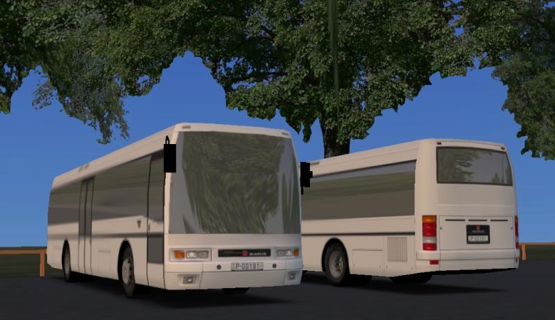 "Ikarus EAG E94 ""static model""  E9460_10"
