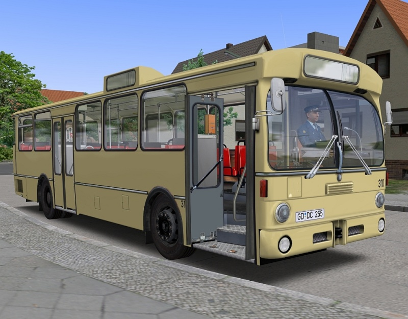 Stadtbus O305 Index10