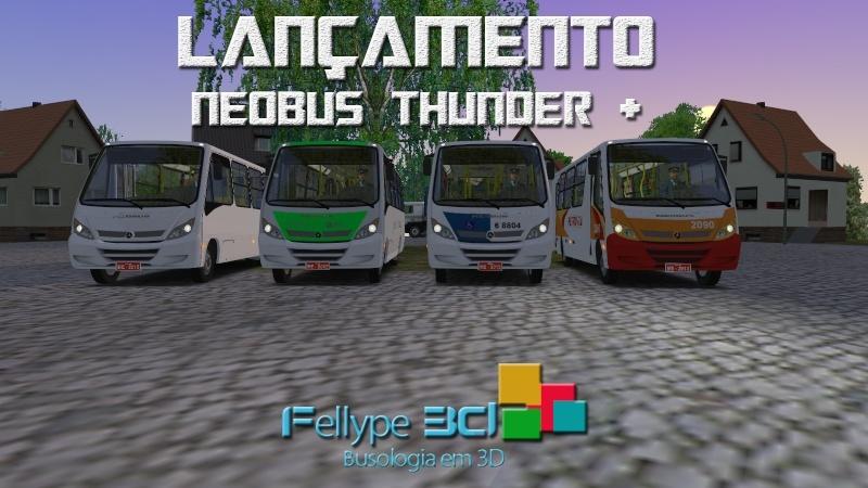 Neobus Thunder + LO-915 Th0110