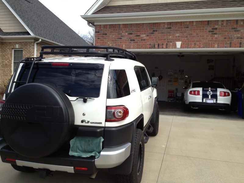 2012 FJ White with great Mods. in Mebane NC. 2012_f15