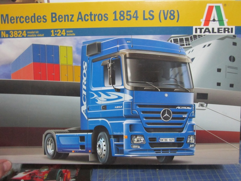 Mercedes Actros 1:24 Img_2211