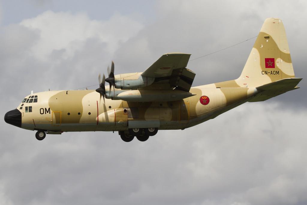 طائرات النقل العاملة بالقوات المسلحة المغربية 85790512