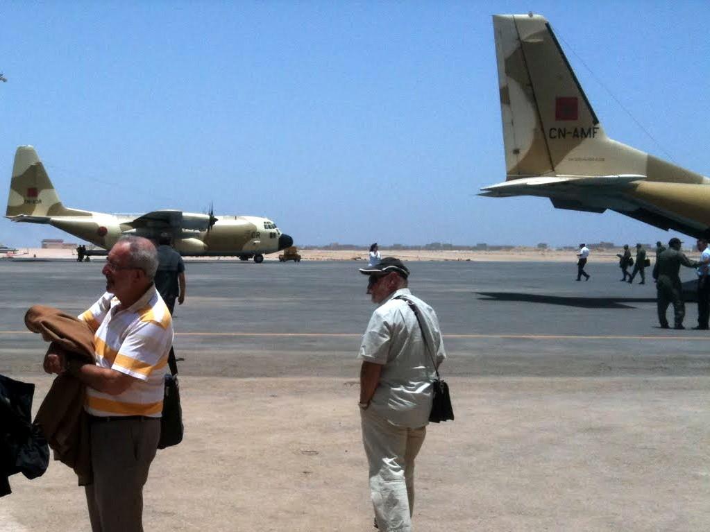 طائرات النقل العاملة بالقوات المسلحة المغربية Clipbo21