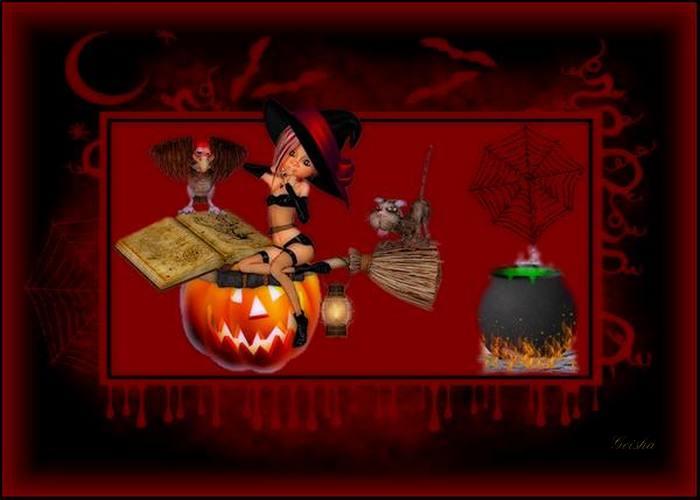 halloween - Page 4 Defi110