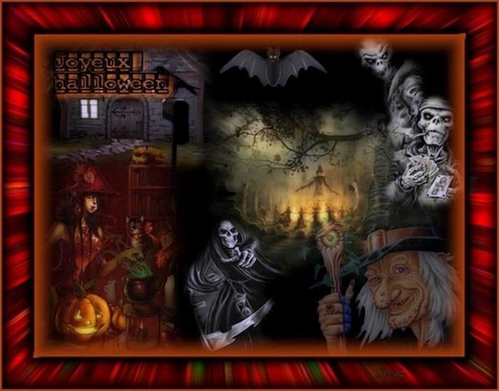 halloween - Page 4 Defi611