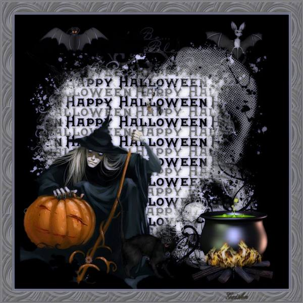 halloween - Page 4 Defi810