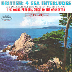 Benjamin Britten, Four Sea Interludes Britte10