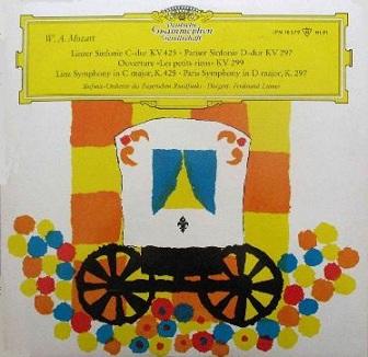 Ferdinand Leitner (1912-1996) Mozart11