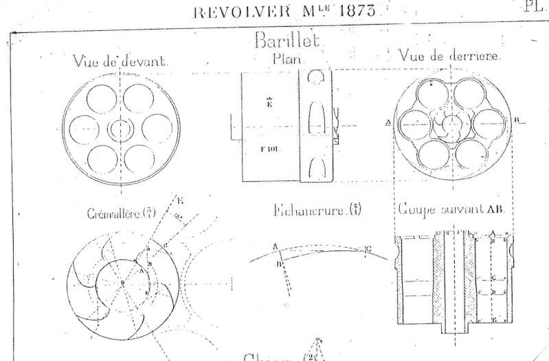 Le 1873. Ajustage d'un nouveau barillet  Dimens13