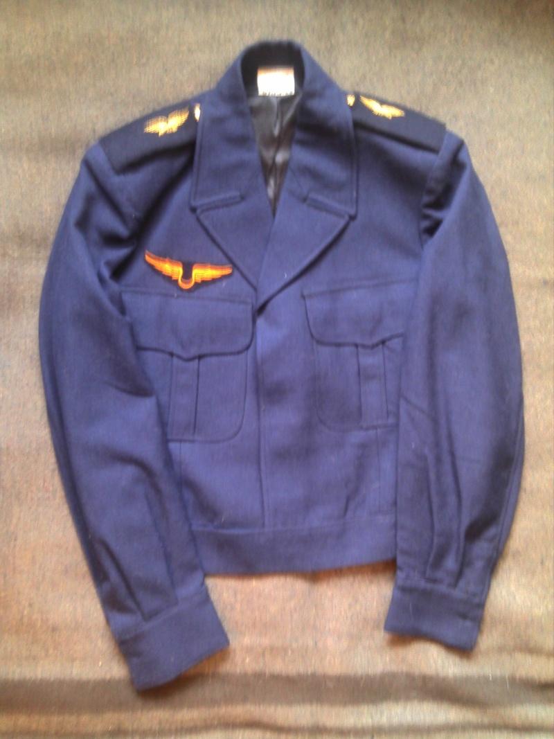 Blouson modéle 46 de l'Armée de l'Air  Img_2054