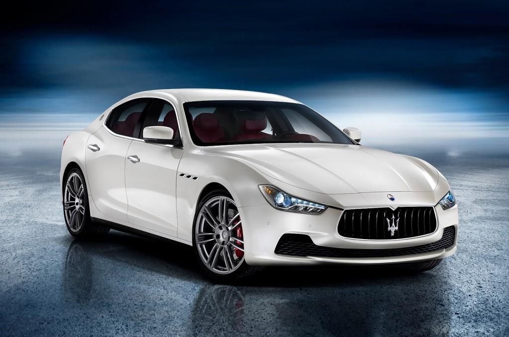 2014 - [Maserati] Ghibli - Page 5 2014-m10