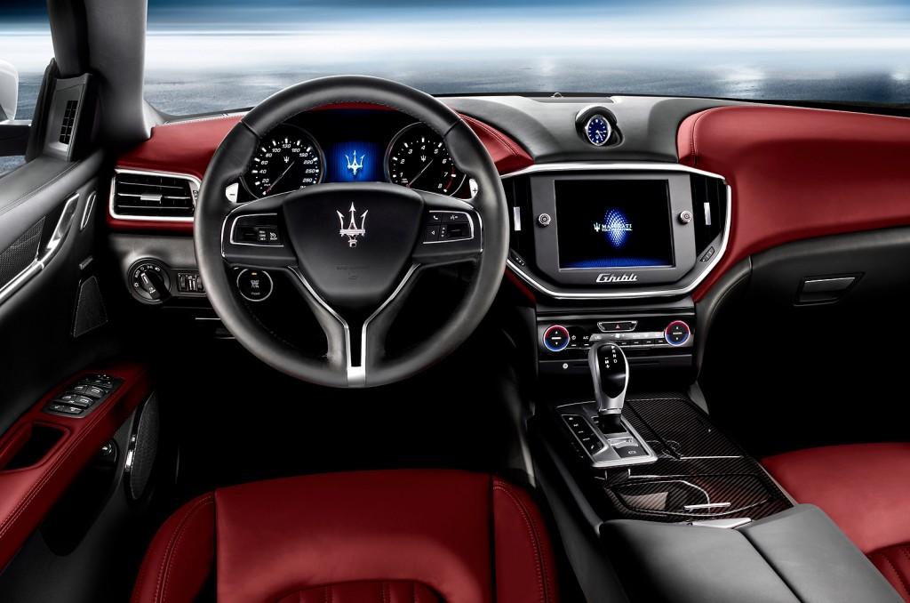 2014 - [Maserati] Ghibli - Page 5 2014-m12