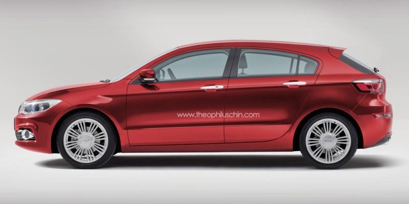 2012 - [Qoros] 3 Sedan - Page 4 85500511