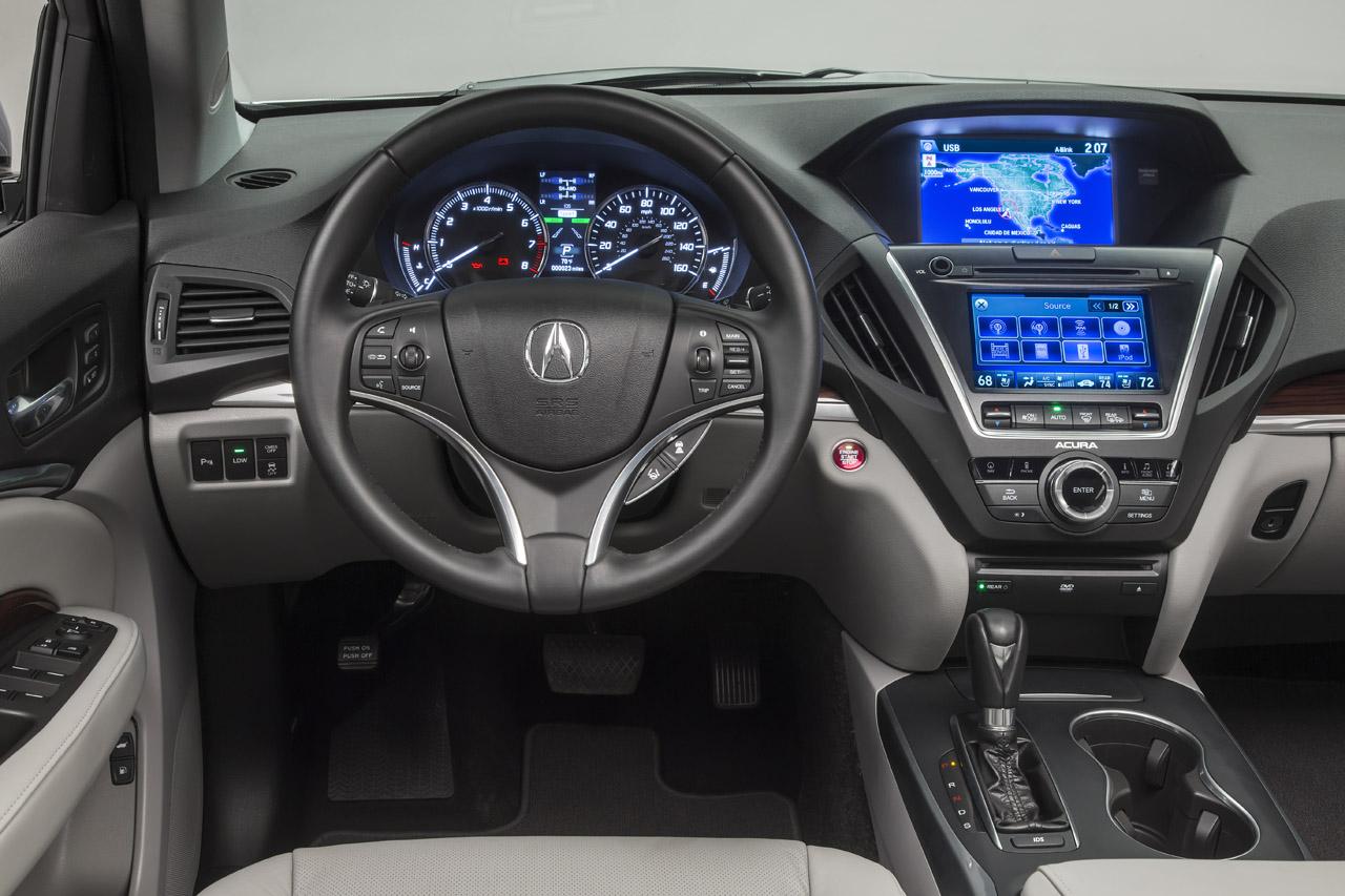2013 - [Acura] MDX 85952010