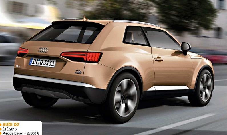 2016 - [Audi] Q2 - Page 3 Q210