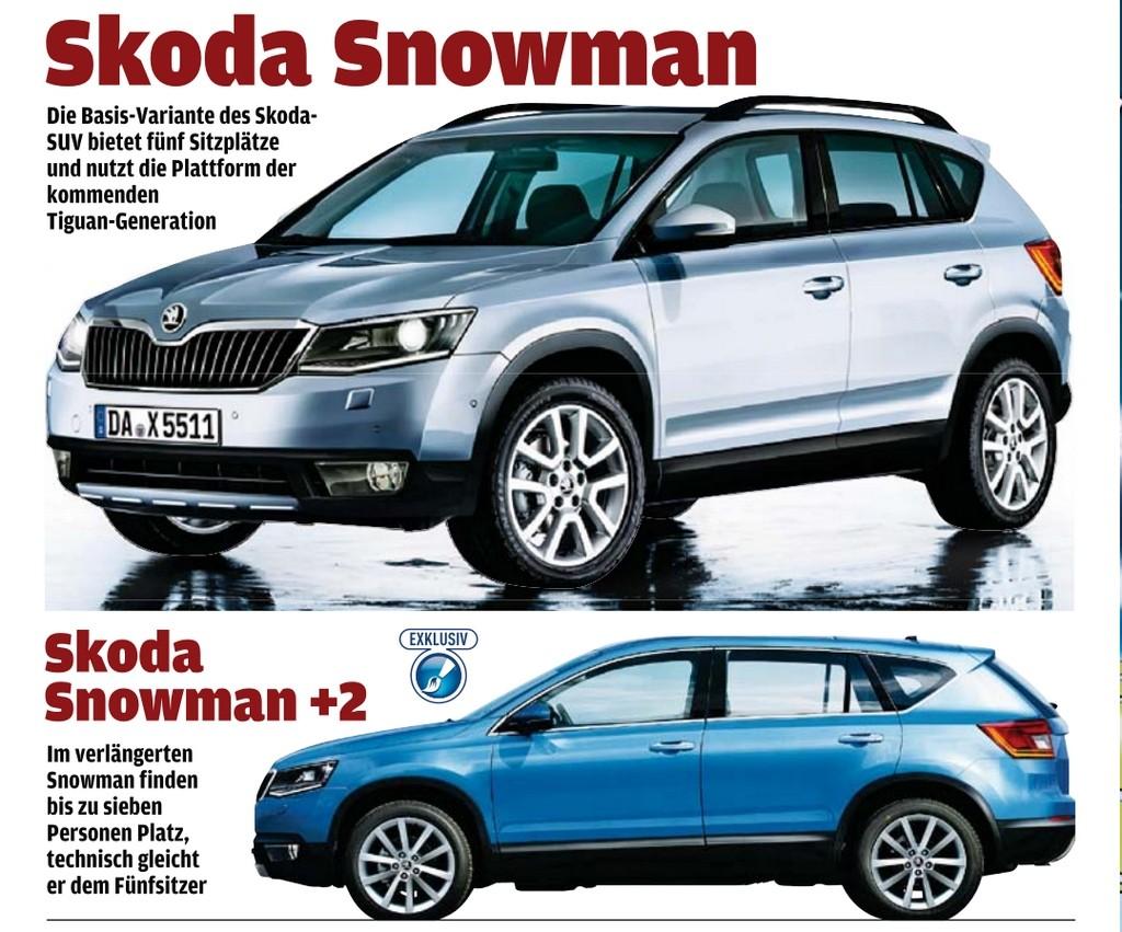 2016 - [Skoda] Kodiaq Snowma10