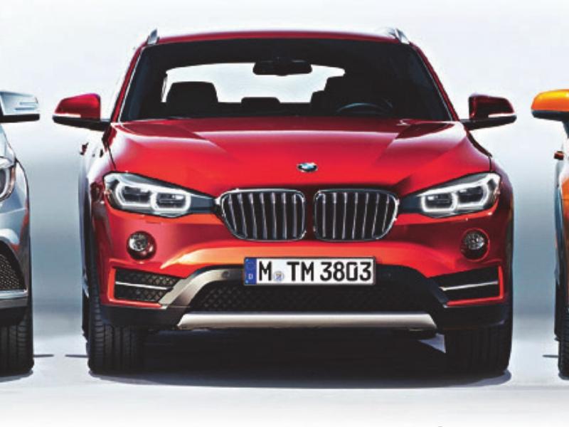 2017 - [BMW] X2 [F39] X211
