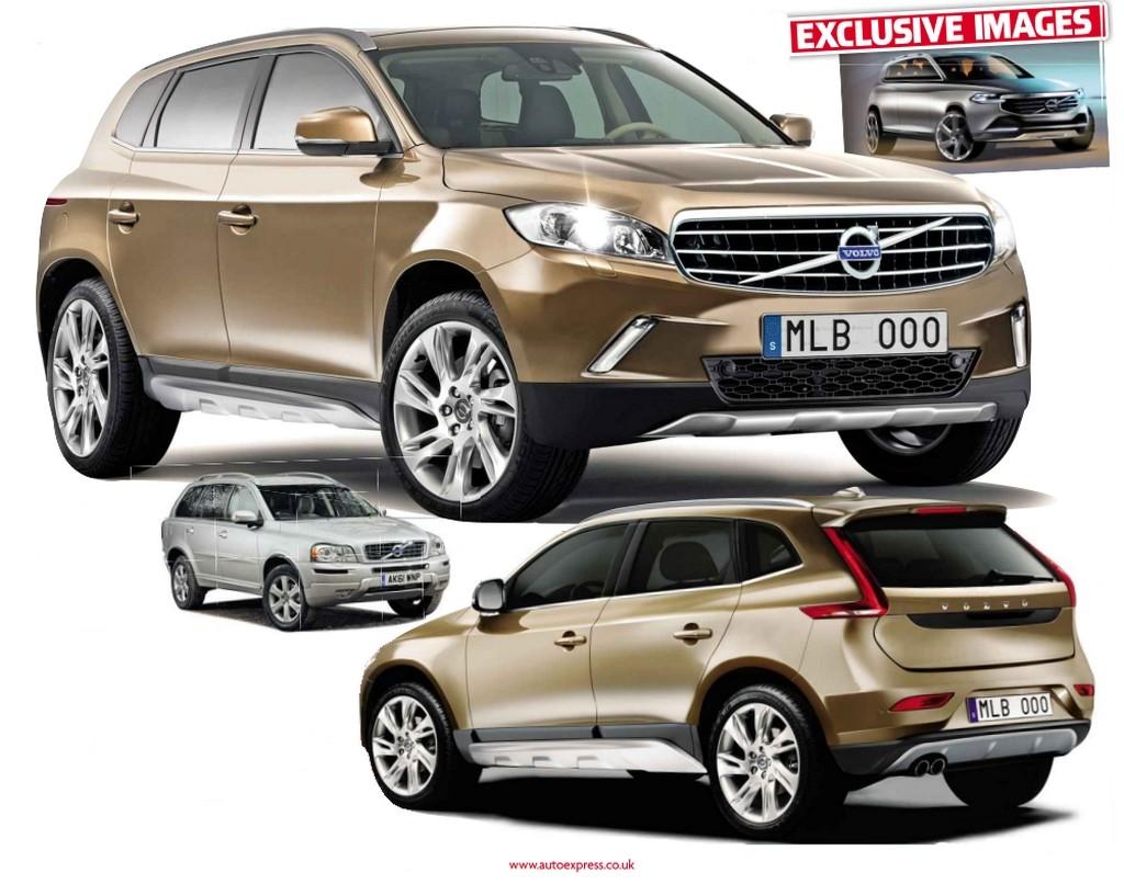 2014 - [Volvo] XC90 II - Page 3 Xc9010