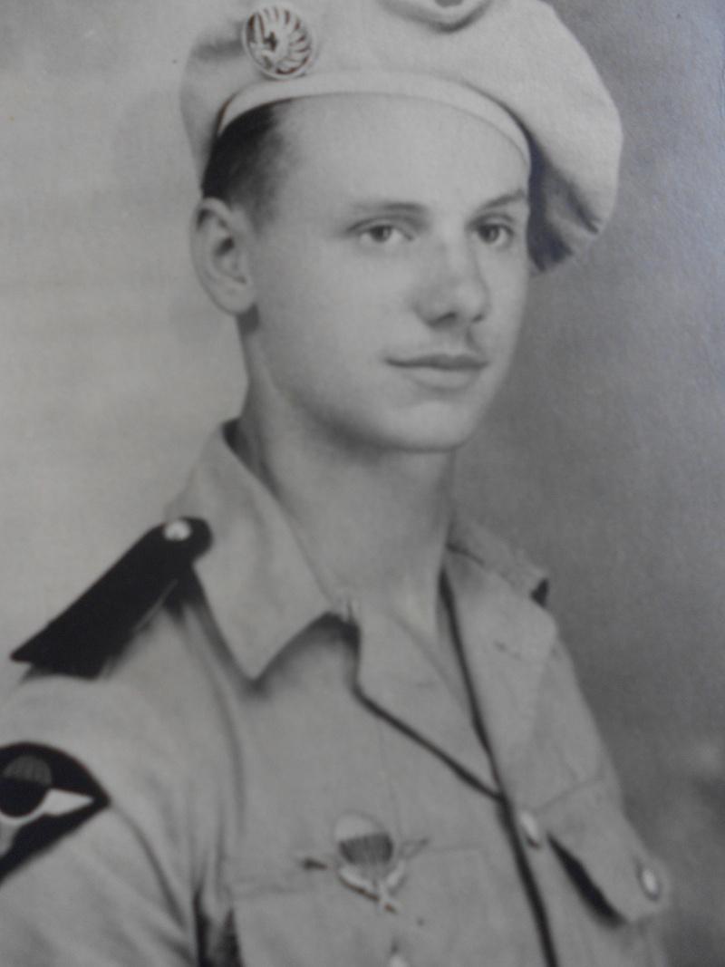 Un insigne régimentaire para d'Algérie Papa_010
