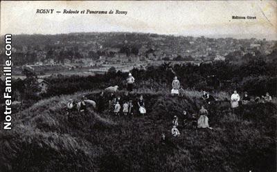 la redoute et ses alentours en 1870 1871 mais aussi en 1960 et au-delà Cartes10