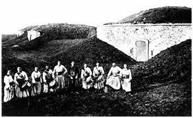 la redoute et ses alentours en 1870 1871 mais aussi en 1960 et au-delà Rosny_10