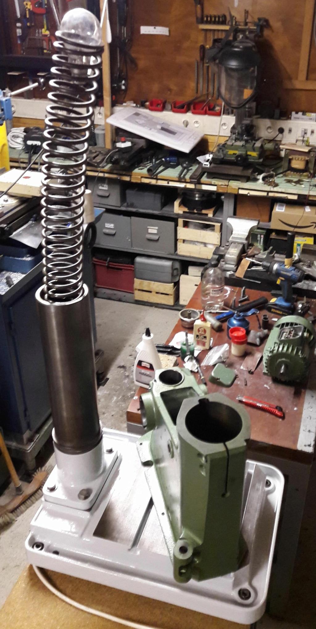 perceuse sydéric S20 nouvelle arrivé dans l'atelier  - Page 2 20191107