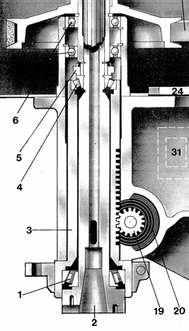 Perceuse à colonne Sydéric S20  / Démontage / Nettoyage / Remontage - Page 9 Captur10