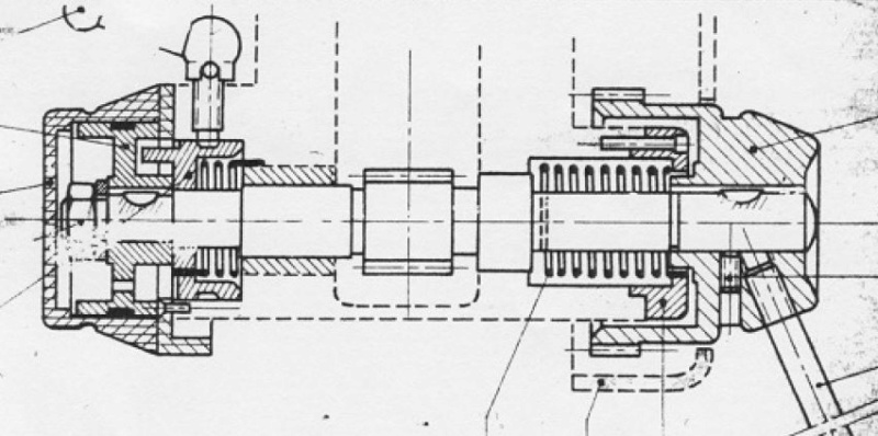 Perceuse à colonne Sydéric S20  / Démontage / Nettoyage / Remontage - Page 3 Coupe11