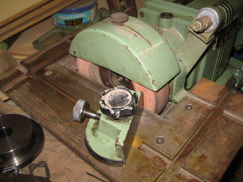 Affûteuse outils de tour a métaux Touret10