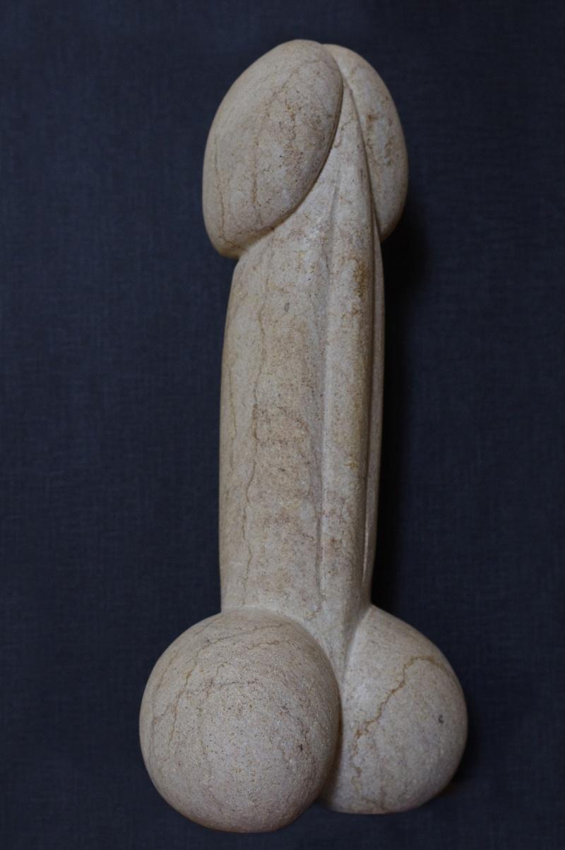 sculpture pouvant heurter la sensibilité 2012-010
