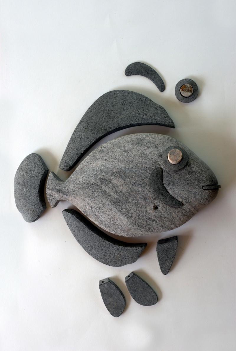 Poisson en granit Imgp0510